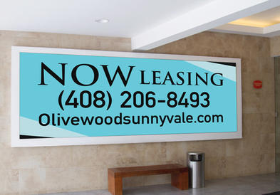 Olivewood Apartments Banner