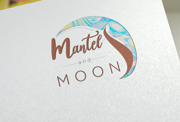 Mantel & Moon Branding