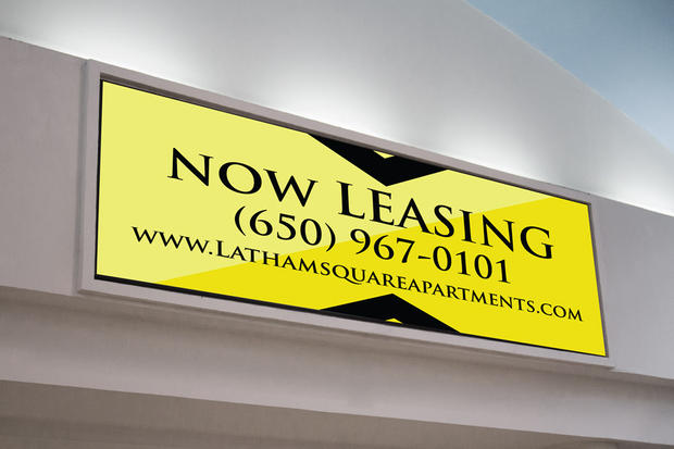 Latham Apartments Banner