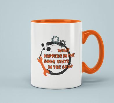 Product Mug Design