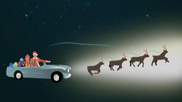 The Car Condo Christmas Loop