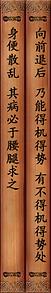 TaiJiQuan Lun - Partie 5