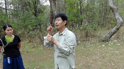 Yang Cheng Long et Thang