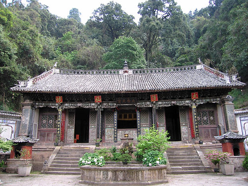 Temple de WeiBaoShan