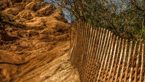 Fenced Colorado