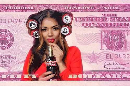 Gift Card- $50 Mo' Money