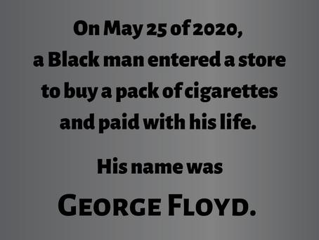 1 year of George Floyd