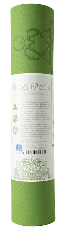 YOGA-Matte ecofriendly - Baum des Lebens'