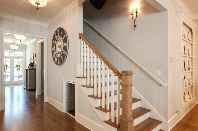 Farmhouse style staircase