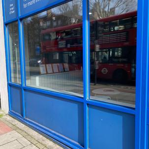 Shopfront window-After