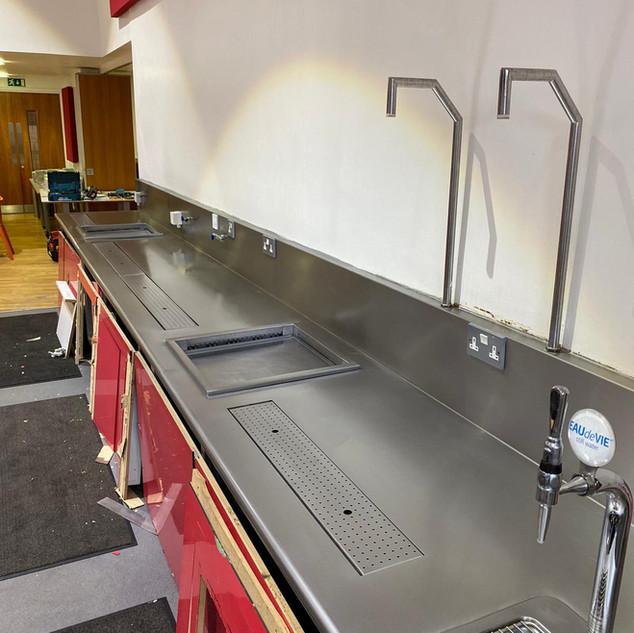 Kitchen refurbishment-After