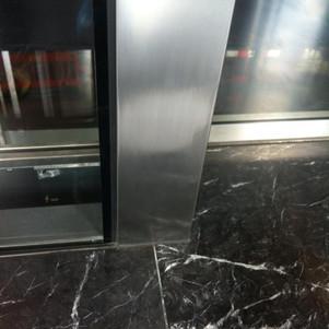 Lift architrave