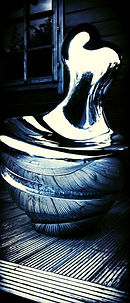 sculpture polishing