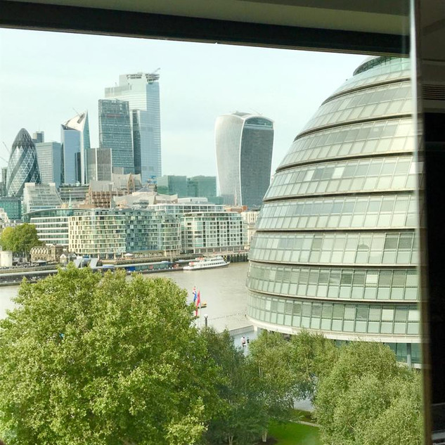 Central London glass repair-After