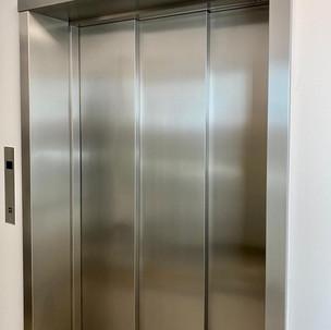 Lift doors-After