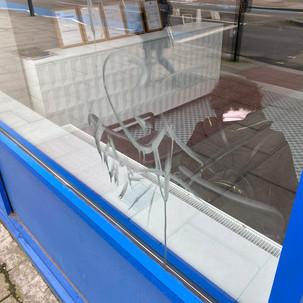 Shopfront window-Before