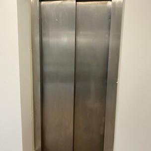 Lift doors-Before
