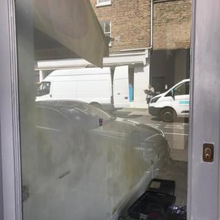 Shop door-After