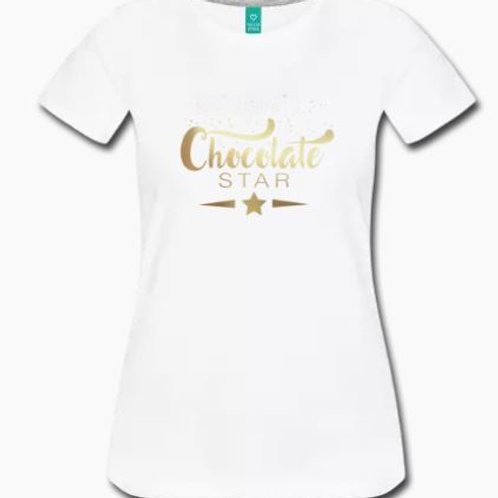 Chocolate Star Tee