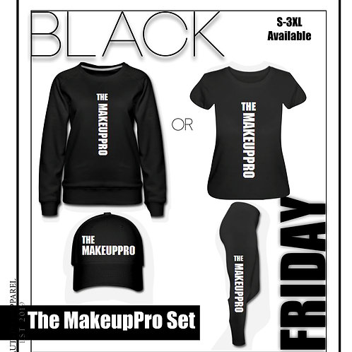 MakeUpPro Apparel Set