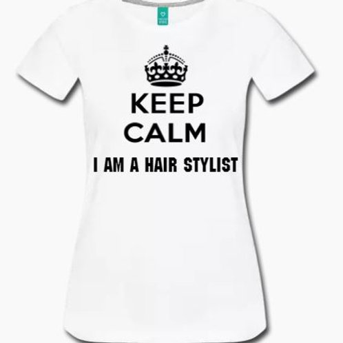 Keep Calm Hairstylist