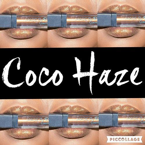 Coco Haze Liquid Lipstick