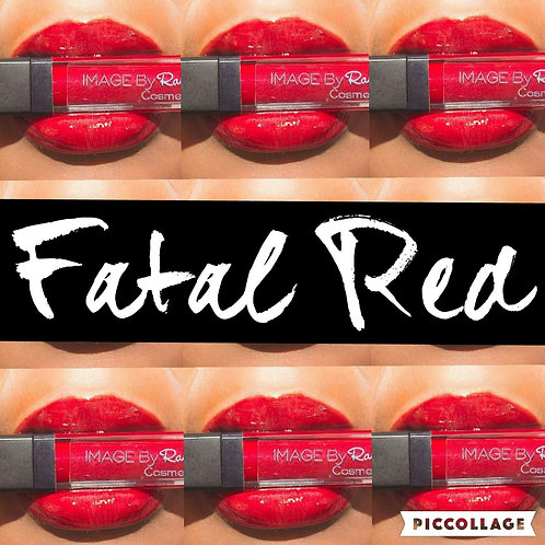 Fatal Red Liquid Lipstick