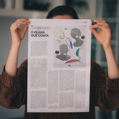 Jornal Rascunho Commission