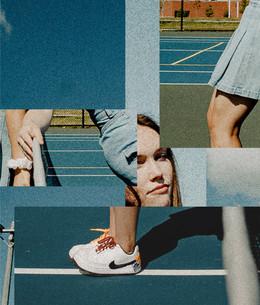 Nike Girls Fashion Collage