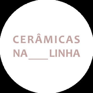 Logo Ceramicas Na Linha