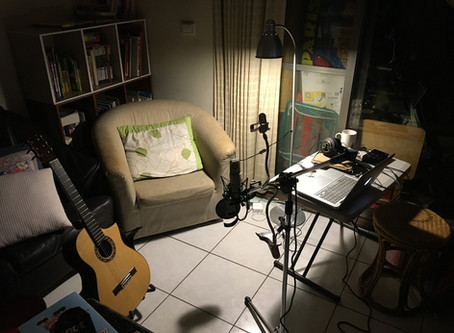 Recording 101: Getting A Home Studio Setup