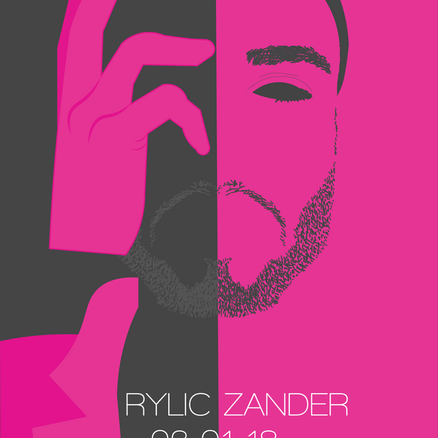Rylic Zander - Two Faced