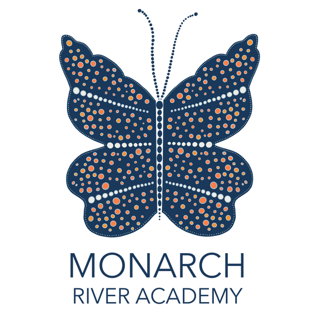 Monarch River Academy Logo