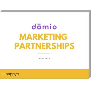 Partnership Marketing Decks & Proposals
