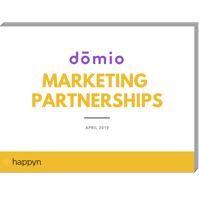 Partnership Marketing Decks & Proposals