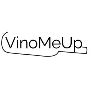 VinoMeUp Logo
