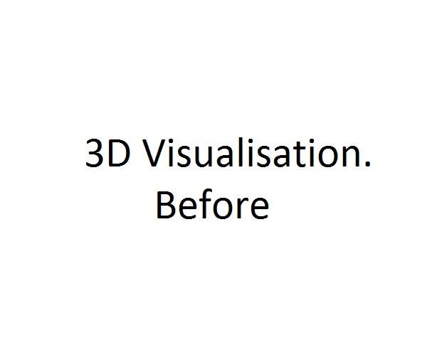3D Visualisations next