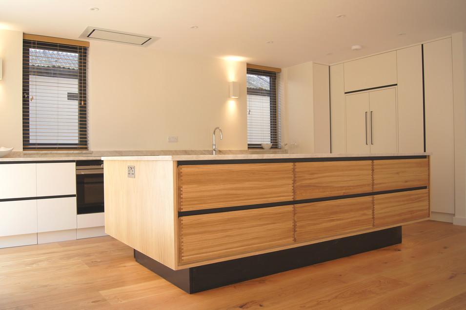 Bespoke kitchen. St. Margarets