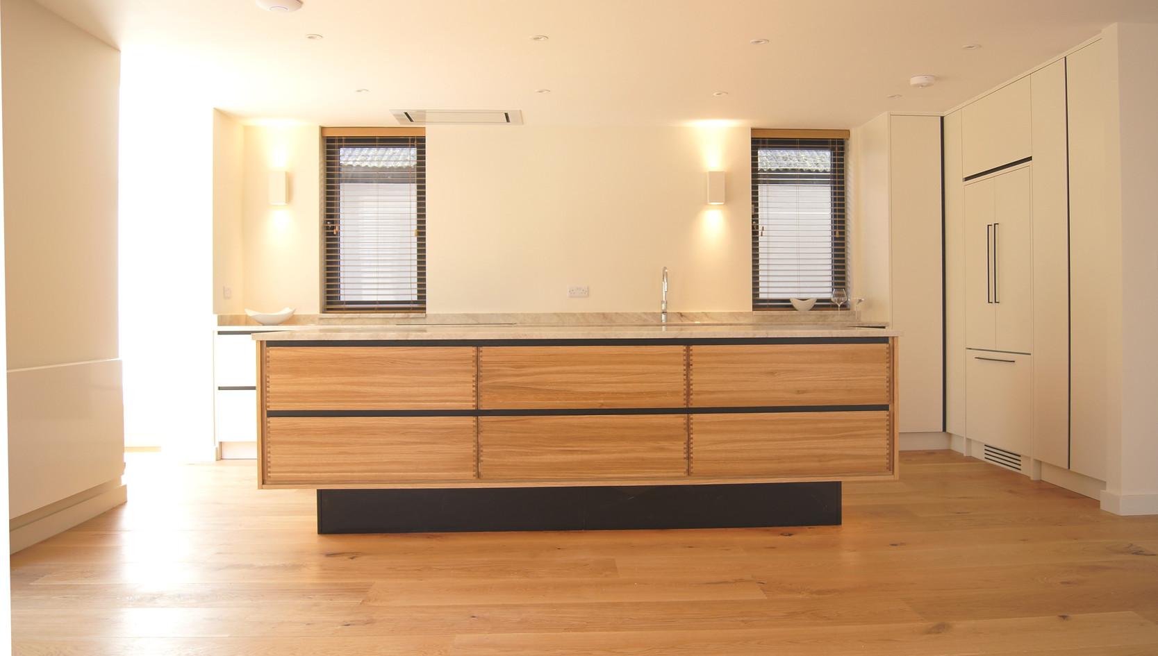 Bespoke kitchen. St Margarets