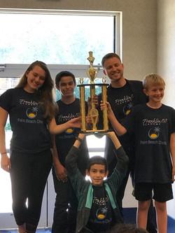 3rd K-8 U1000 FL State Championship