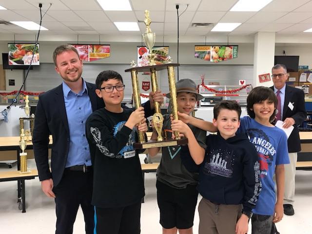 2018 FL South Regional K-8 Champions