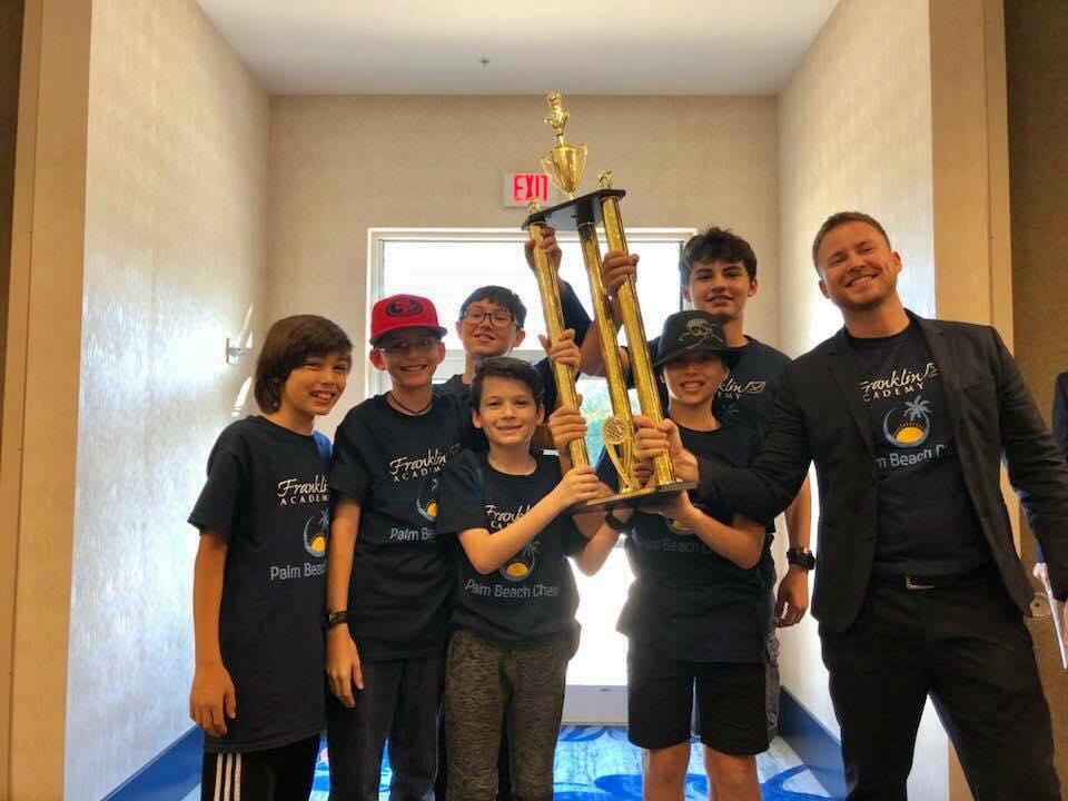 3rd - K-8 FL State Championship