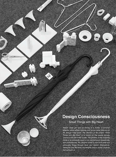Design Consciousness – Small Things with Big Heart