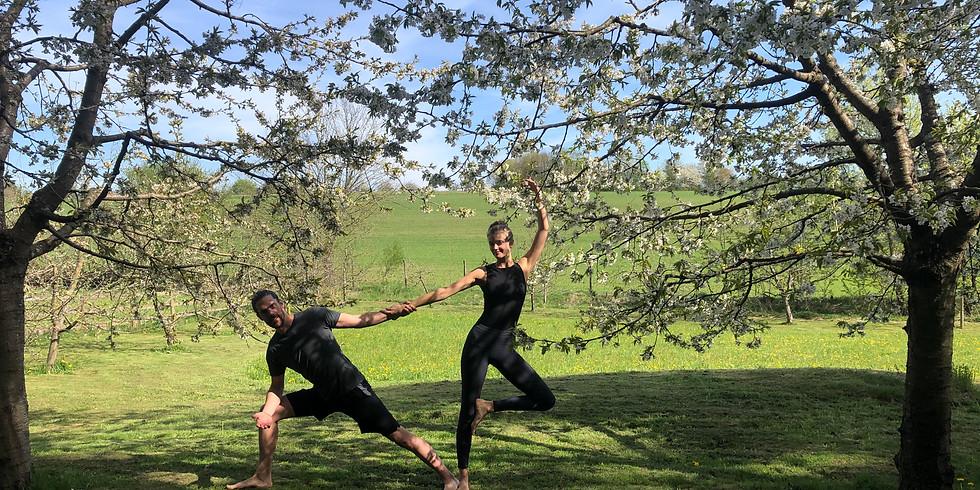 Yoga und Selbstfürsorge Urlaub auf Hofgut Rineck