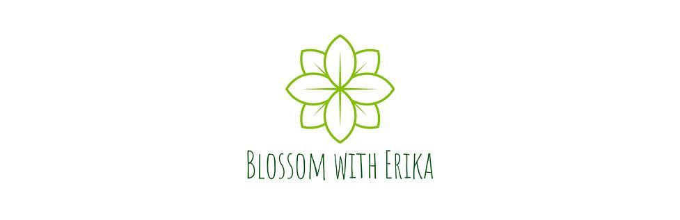 Blossom with Erika | Yoga & Persönlichkeitsentwicklung in Heidelberg