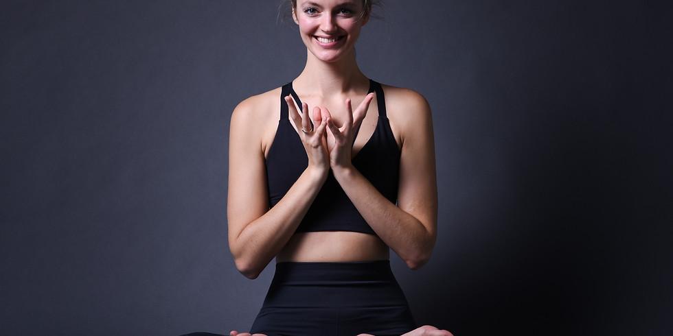 Free Community Flow - Herzöffnende Praxis für alle - Online mit Erika