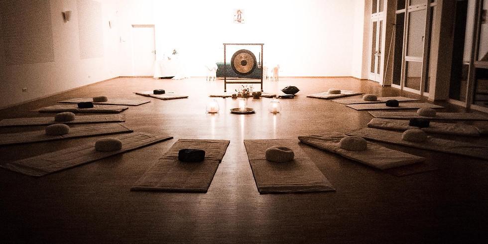 Yin Yoga und Klang Special auf Hofgut Rineck