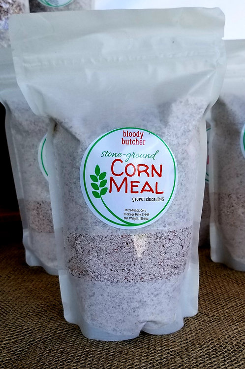 BULK 8 Bags Organic Corn Meal 1845 Heritage Grains Bloody Butcher