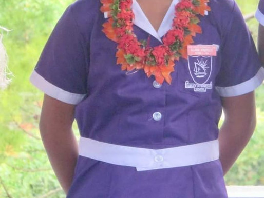 Tongan navy on God-sent mission to answer girl's prayers