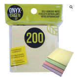 Recycled Paper Sticky Notes